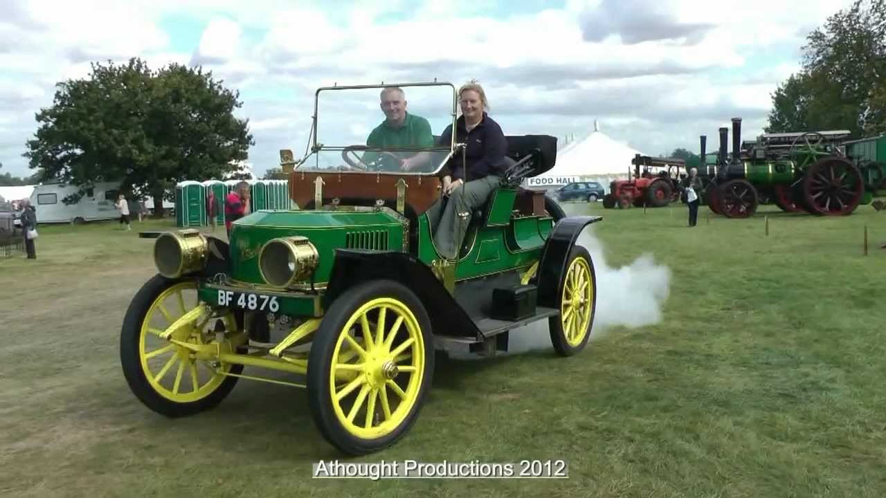 Stanley Steamer Car >> Stanley Steamer Road Car Accelerating Youtube