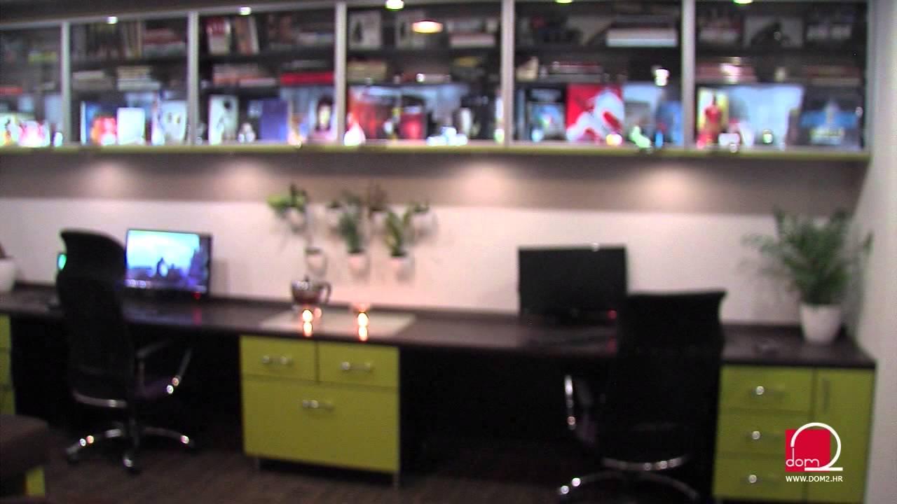 Stan uređen u retro-futurističkom stilu - YouTube