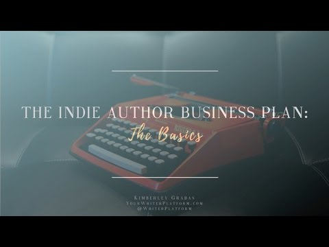 The In Author Business Plan The Basics