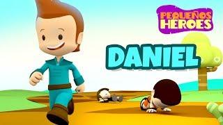 Historias de la Biblia para niños – Daniel – Pequeños Héroes