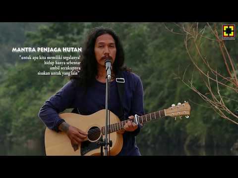 SISIR TANAH - Mantra Penjaga Hutan - Live in Festival Musik RimbangBaling - Sikukeluang