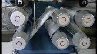 GCL INDIA MACHINES-PP-HDPE- WOVEN BAG, TAPE STRETCHING LINE, CIRCULAR LOOM, PLASTIC BAG