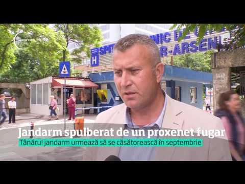 Un jandarm din Tulcea a fost băgat în comă de un proxenet