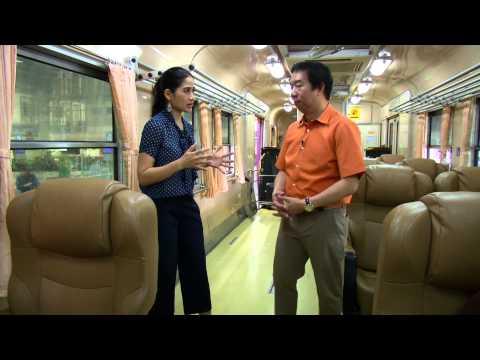 ภาษาอังกฤษติดล้อ ตอน A day at the Bangkok Railway Station (3)