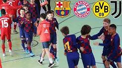 U12 FC Barcelona vs. Juventus Turin & FC Bayern - Turniervlog | ViscaBarca