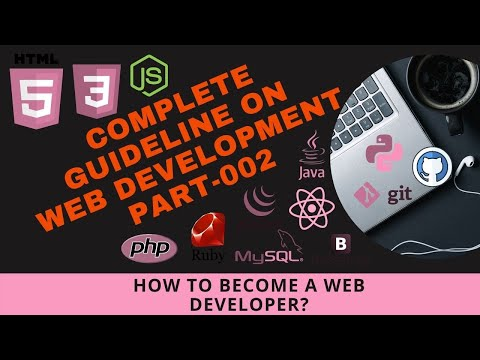 COMPLETE GUIDELINE ON WEB DEVELOPMENT|HOW TO PREPARE DEV ENVIRONMENT? MAKE $100k PER YEAR|PART-002