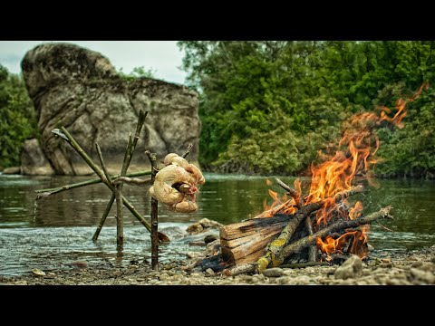 WATERMILL ROASTED CHICKEN (PRIMITIVE) - BACK TO THE NATURE