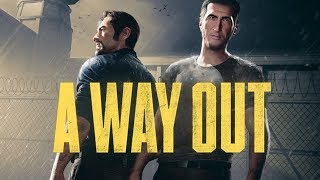 A Way Out #4 Prawie jak The Forest | Gameplay | PL | w/ Undecided