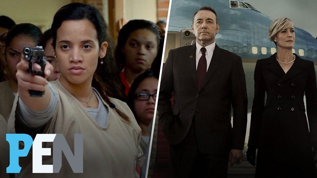Download House Of Cards & OITNB Season 5, Orphan Black & More TV Reviews | Bingeworthy | Entertainment Weekly