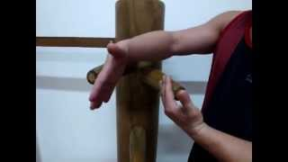 O Boneco de Madeira do Wing Chun Kung Fu - Vídeo Aulas on line - Niterói