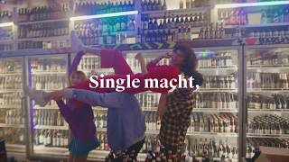 Single macht, was Single will. #SingleNotSorry