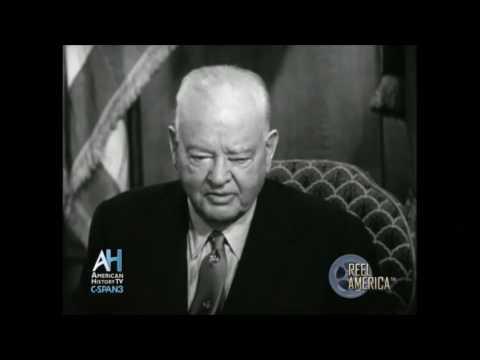 A Conversation with Herbert Hoover