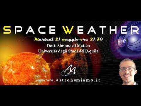 Space Weather - Dott. Simone di Matteo
