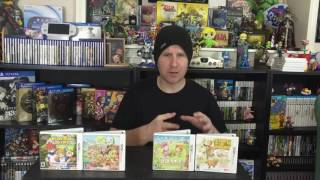 ULTIMATE 3DS RARE GAME AND BUYERS GUIDE PART 1