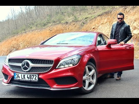 test - mercedes-benz cls 350 4 matic - youtube