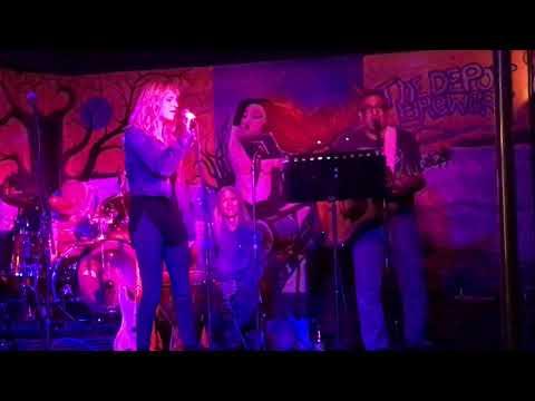 """Free Fallin'"" Cover  Marina McKay And Frank Cenatori"
