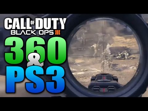Black Ops 3 CONFIRMED on Xbox 360 and Playstation 3 (Last Gen Consoles Call of Duty BO3)