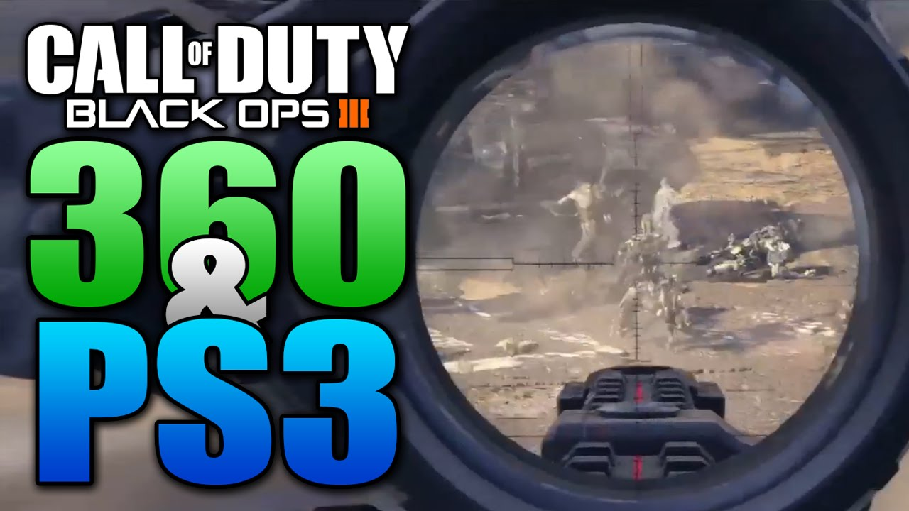 Black Ops 3 CONFIRMED on Xbox 360 and Playstation 3 (Last ...Video Games Xbox 360 Bo3
