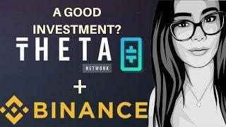 Theta Token To The Moon?! THETA Altcoin Review and Crypto Market Update!