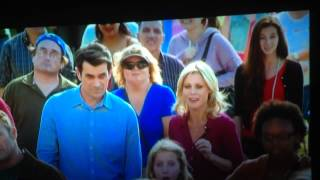 "Modern Family ""I wanna know what love is"""