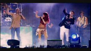 RBD Live In Rio - Me Voy