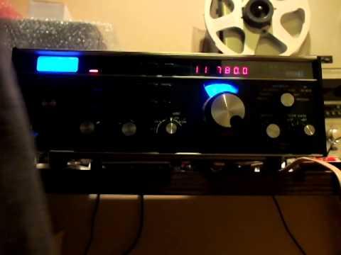 Icom R8500 Serial Numbers