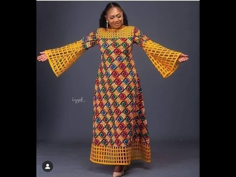 60+ MOST FASHIONABLE DRESSES: SUPER ICONIC ANKARA AND MAGNIFICIENT AFRICAN FASHION STYLES FOR LADIES