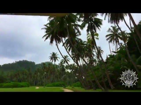 Seychelles, North Island : Gwyn Goes Global