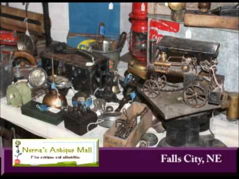 Falls City Nebraska's Norma's Antique Mall on Our Story's The Celebrities