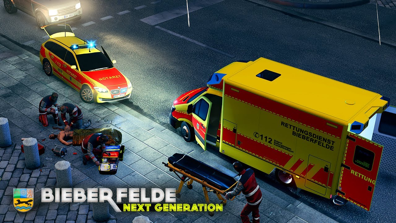 BIEBERFELDE NEXT GENERATION MOD SNEAK PEEK TEIL 2 1  | EMERGENCY 5 NEWS