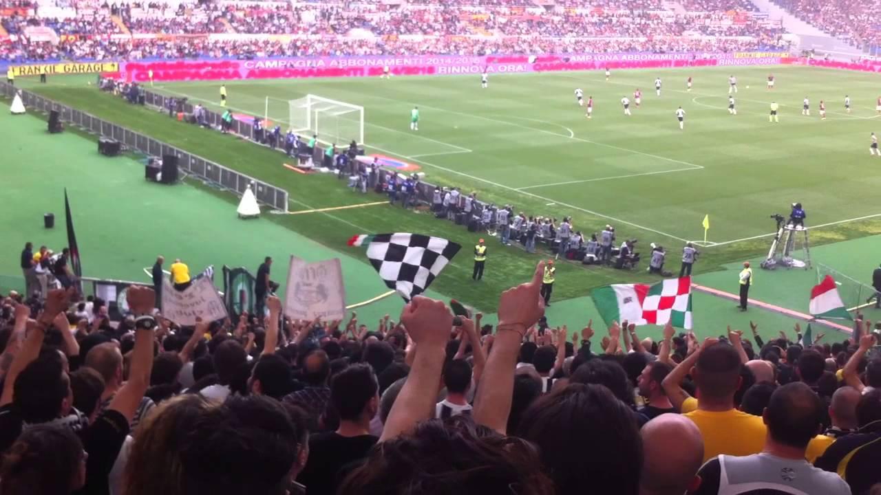 Roma Juventus 0 A 1 Gol La Juve In Gol Fino Al