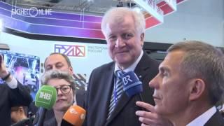 Путин попросил премьера Баварии ничего не есть перед приездом в Татарстан