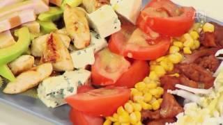 Кобб-салат что это мастер-класс от шеф-повара /  Илья Лазерсон / Обед безбрачия