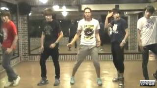 B1A4 - A Chance Encounter (dance practice) DVhd
