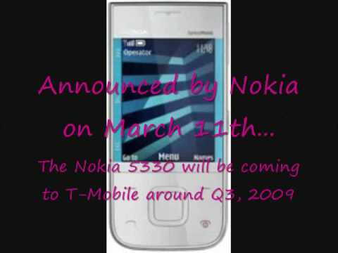 Nokia 5330 spotted with T-Mobile Branding - CellPhoneSignal