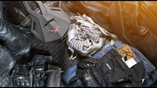 My Motorcycle Gear- What Cloth…