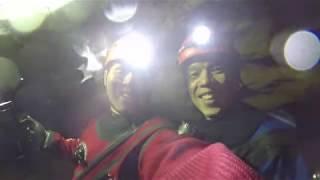 동굴사고 구조반(in 환선굴) / Cave Rescue / Cave Diving