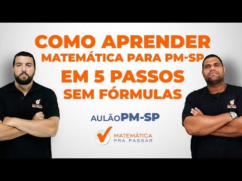 como-aprender-matemÁtica-para-pm-sp-em-5-passos-sem-fÓrmulas.[2019]
