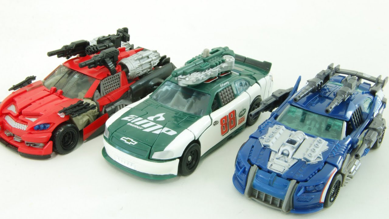 Transformers Autobot RoadBuster Leadfoot Topspin Vehicle ...