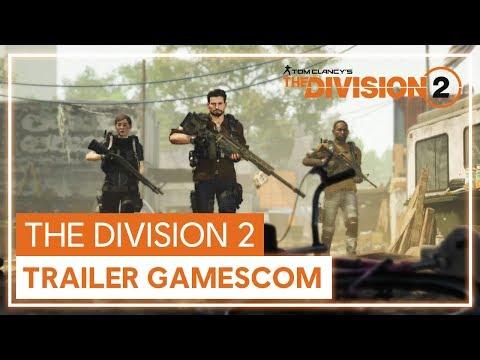 The Division 2 - Trailer Gamescom 2018
