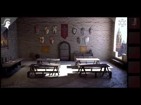 Castle Breakout Escape: FULL Walkthrough & iOS iPhone 5 Gameplay