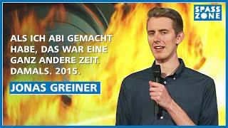 Jonas Greiner in der Kontaktsperre