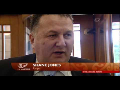 Maori MPs and the Maori language