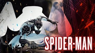 Swingin' From The Rooftops on Spider-Man PS4 | Gaming with Marshmello