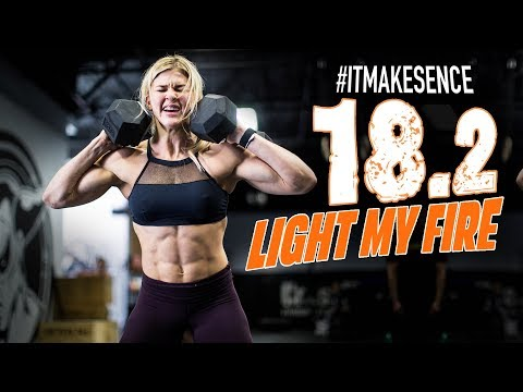 Brooke Ence - 18.2 Light My Fire