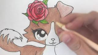 LPS: 🎨{Drawing Collie}🎨{OLD}