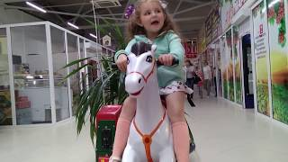 Stephen Hillenburg Катаемся на лошадке, Колхозный рынок Ангарск
