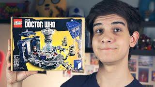 LEGO Doctor Who (21304) - НАБОР НА ОБЗОР
