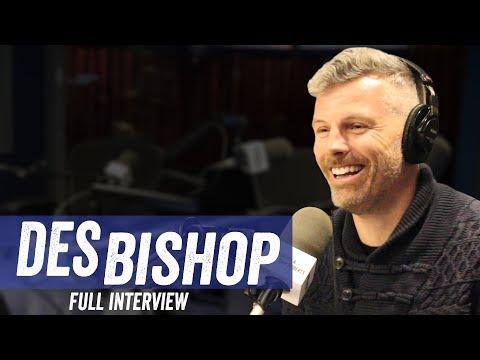 Des Bishop - Irish Travelers, Living In China, Bathrooms - Jim Norton & Sam Roberts