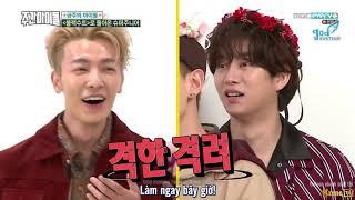 [GOD Subteam] Vietsub WEEKLY IDOL EP 328 | Super Junior